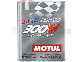 Двойноестерно масло Motul 300V 20W60 2л