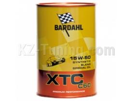 Състезателно моторно масло Bardahl XTC C60 15W50 1л