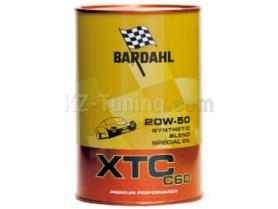 Състезателно моторно масло Bardahl XTC C60 20W50 1л