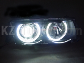 Диодни ангелски очи BMW СЕРИЯ 3 Е46 СЕДАН 2001-2005