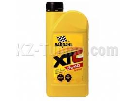 Моторно масло Bardahl XTC 5W40 1л