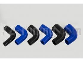 Редуциращи силиконови колена 90градуса