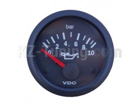 Оригинален измервателен уред VDO - налягане на масло 10 бара