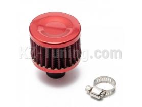 Филтър за картерна вентилация 11мм - червен